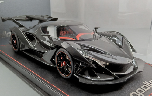 1/18 Peako Apollo IE (Carbon Fiber Version) Resin Enclosed Car Model