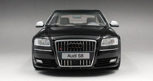 1/18 OTTO Audi S8 D3 (Black) Resin Car Model