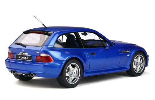 1/18 OTTO BMW Z3 Z3M Z3 M Coupe (Blue) Resin Car Model