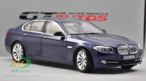 1/18 BMW 535i (Blue)
