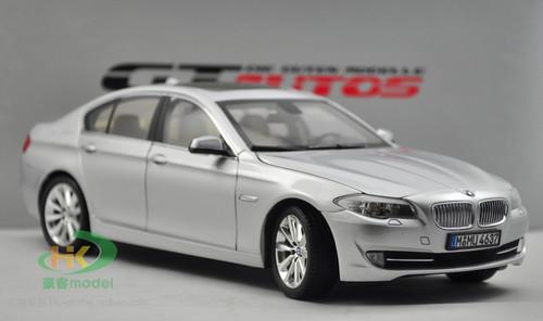 1/18 BMW 535i (Silver)