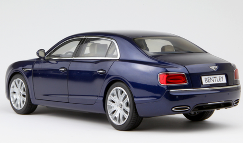 1/18 Kyosho Bentley Continental Flying Spur W12 (Blue) Diecast Car Model