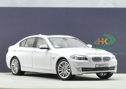 RARE 1/18 Norev BMW F10/F11/F07/F18 (2010–2016) 5 Series 550i (White) Diecast Car Model