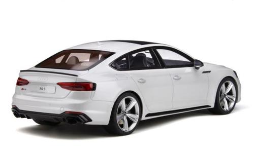 1/18 GT Spirit GTSpirit Audi RS5 Gran Coupe (White) Resin Car Model