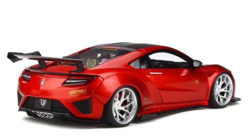 1/18 GT Spirit GTSpirit Acura Honda NSX Liberty Walk LB Wide Body (Red) Resin Car Model Limited