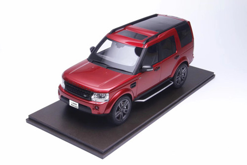 1/18 Motorhelix Land Rover Discovery 4 (Red) Resin Car Model Limited 50