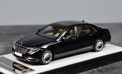 Mercedes-Benz CLK 350 cabriolet negro 1:43 de Atlas