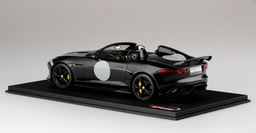 1/18 TSM Top Speed Jaguar F-Type FType Project 7 (Black) Resin Car Model