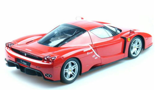 1/12 Kyosho Ferrari Enzo (Red) Test Car Diecast Car Model