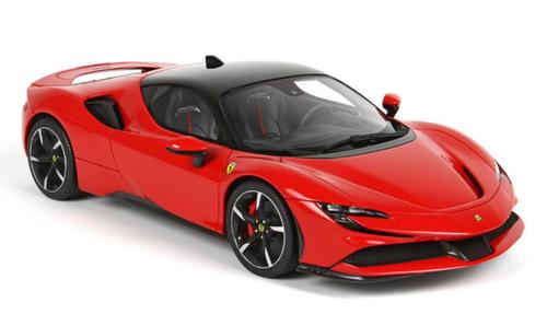 1/18 BBR Ferrari SF90 Stradale (Red) Resin Car Model