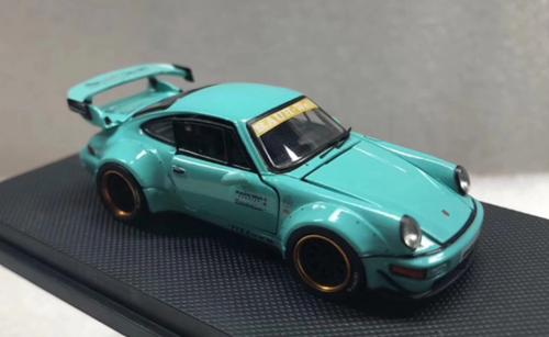 1/64 PGM Porsche 964 RWB Standard Package Diecast Car Model