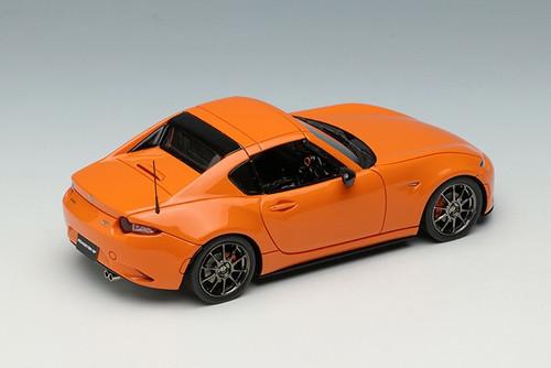 1/43 Make Up Makeup Mazda MX-5 MX5 Miata (Orange w/ Orange Roof) Resin Car Model