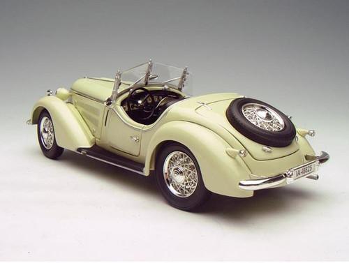 1/18 1936 Wanderer W25K Roadster