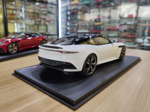 1/18 Top Speed Topspeed TSM Aston Martin DBS Superleggera (White) Resin Car Model