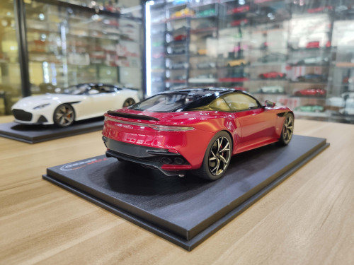 1/18 Top Speed Topspeed TSM Aston Martin DBS Superleggera (Red) Resin Car Model