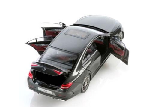 1/18 Dealer Edition Mercedes-Benz MB Mercedes CLS CLS-Class CLS-Klasse CLS450 Coupe (Grey) Diecast Car Model