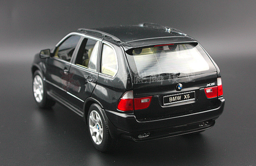 1/18 Kyosho BMW E53 X5 (Black) Diecast Car Model