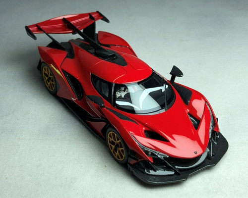 1/64 Peako Apollo IE (Red) Resin Car Model