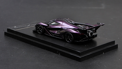 1/64 Peako Apollo IE (Purple) Resin Car Model