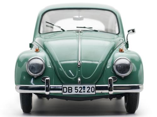 1/12 Sunstar 1961 Volkswagen VW Beetle (Green) Diecast Car Model Limited