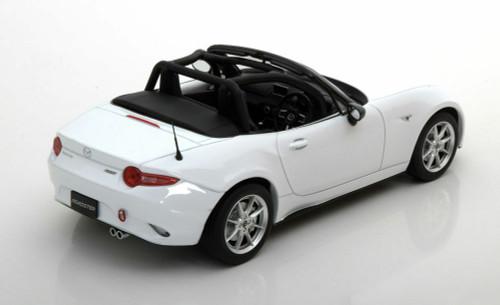 1/18 Triple9 Triple 9 Mazda MX-5 MX5 Miata Fourth Generation (ND) (White) Diecast Car Model