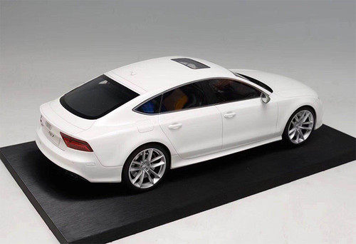 1/18 Motorhelix Audi RS7 Resin Car Model Limited 99 Custom Painted to Black
