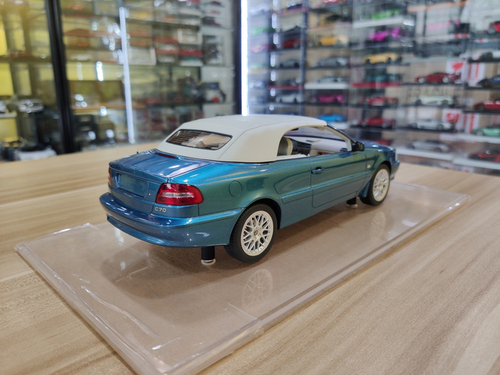 1/18 DNA Volvo C70 Convertible (Blue) Resin Car Model