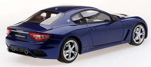 1/18 TSM Topspeed Top Speed Maserati GT GranTurismo MC (Blue) Resin Car Model