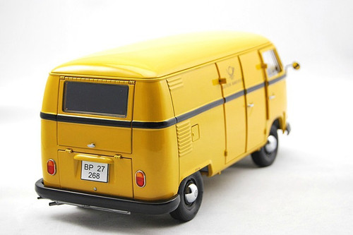 1/18 Volkswagen VW T1 Transporter (Yellow) DEUTSCHE BUNDESPOST