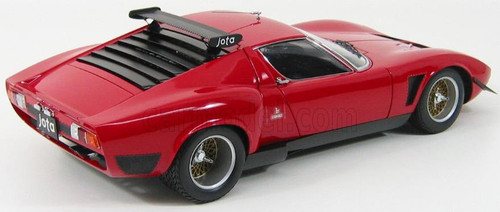 1/12 Kyosho Lamborghini Miura Jota SVR (Red) Diecast Car Model