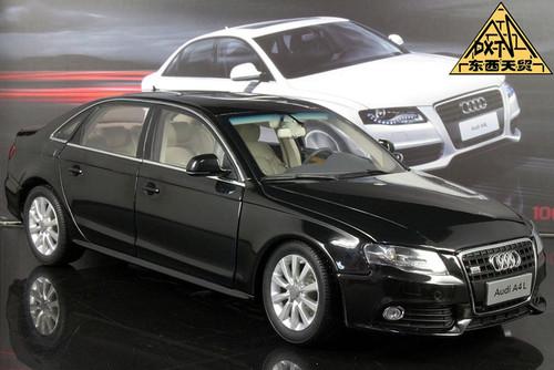 1/18 Audi A4 L (Black)