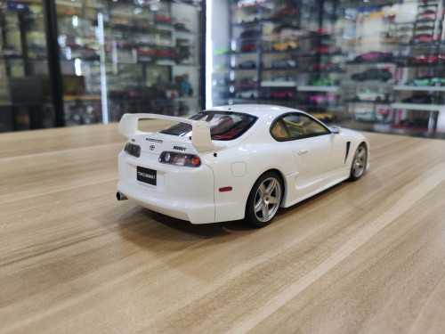 1/18 OTTO Toyota Supra TRD 3000GT 3000 GT (Red) Resin Car Model