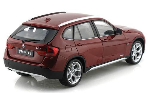 1/18 Kyosoh E84 BMW X1 xDrive 28i (Red) Diecast Car Model