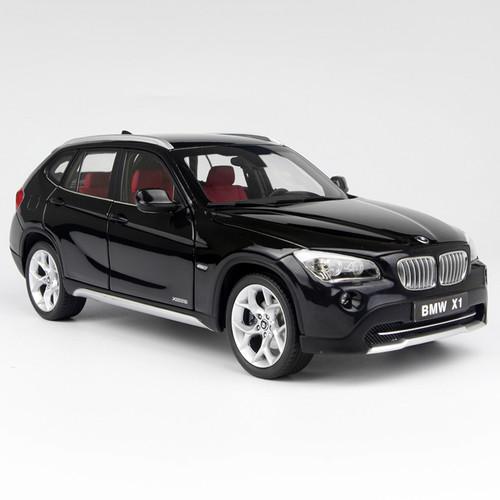 KYOSHO 1/18 BMW X1 (BLACK) DIECAST CAR MODEL