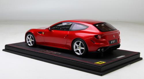 1/18 BBR Ferrari FF (Red) Resin Car Model Limited 20 Pieces