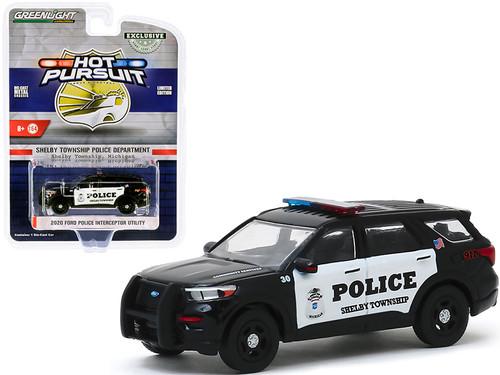 VW Rabbit  Greensboro Police Department  Hot Pursuit  Greenlight  1:64  OVP  NEU
