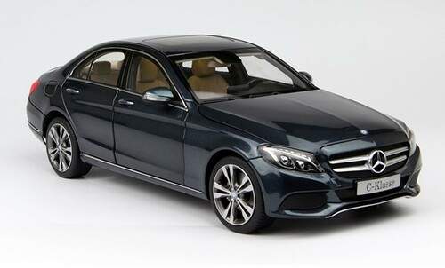 1/18 MERCEDES-BENZ C-CLASS C-KLASSE (DARK GREEN)