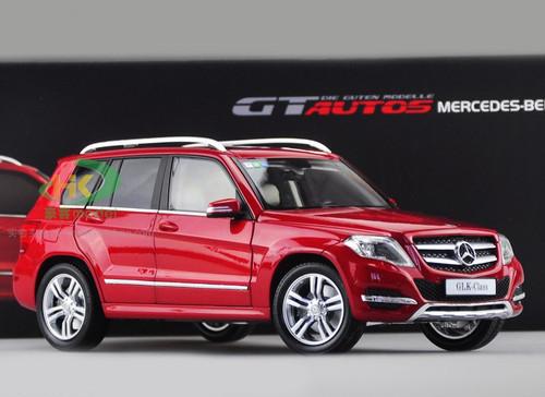 1/18 GTAutos GTA Mercedes-Benz Mercedes GLK GLK-Class GLK-Klasse (Red) Diecast Car Model