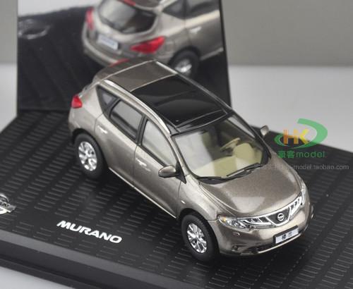 DEALER 1/43 NISSAN MURANO DIECAST CAR MODEL