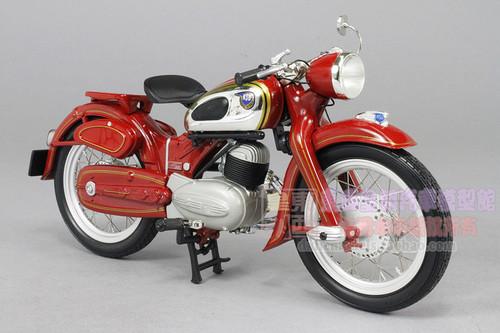 1/10 1954 NSU SUPERLUX MOTORCYCLE MODEL