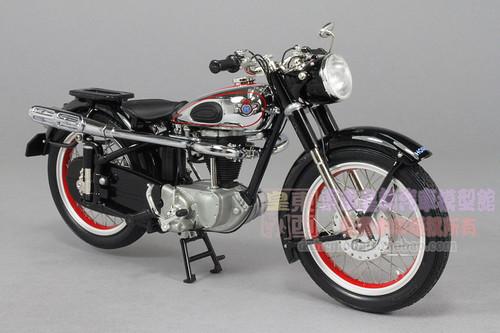 1/10 Schuco 1953 HOREX REGINA 350 MOTORCYCLE Diecast Model