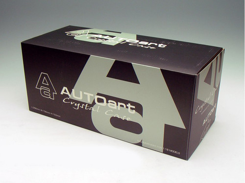1/18 AUTOART Clear Car Model Display Case