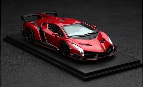 1/43 Kyosho Lamborghini Veneno (Red)