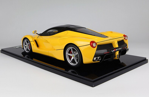 1/12 BBR Handmade Resin Ferrari LaFerrari (Yellow) Limited 100 Worldwide
