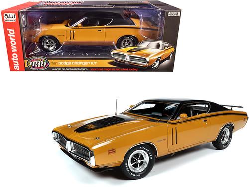 1:18 scale model by Autoworld 1971 Dodge Demon Black