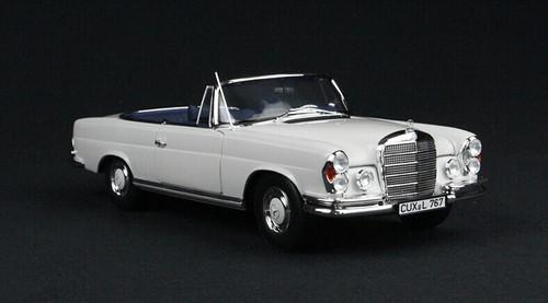 1/18 Norev 1968 Mercedes-Benz 280SE