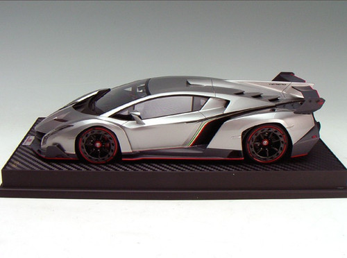 1/18 MR Lamborghini Veneno (Grey)