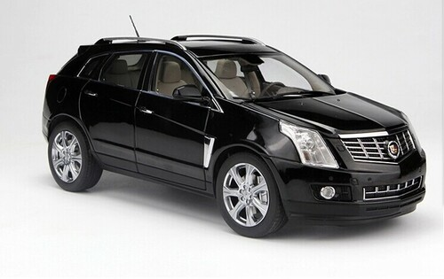 1/18 Dealer Edition Cadillac SRX (Black) Diecast Car Model