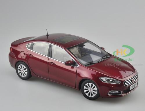1/18 Dealer Edition Fiat Viaggio (Red)