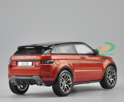 1/18 Range Rover Evoque (Orange)